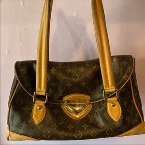 Louis Vuitton Beverly collection GM